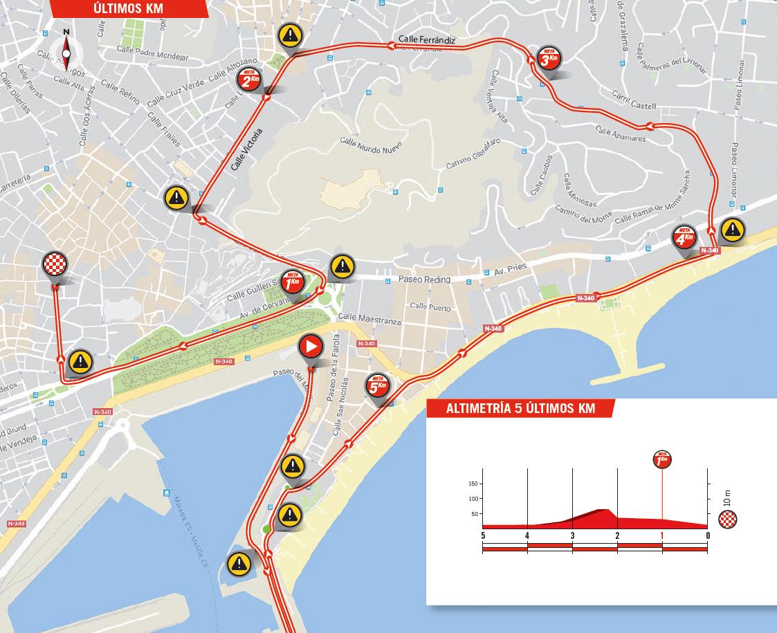 Vuelta a España - Stage 1 Preview | C-Cycling