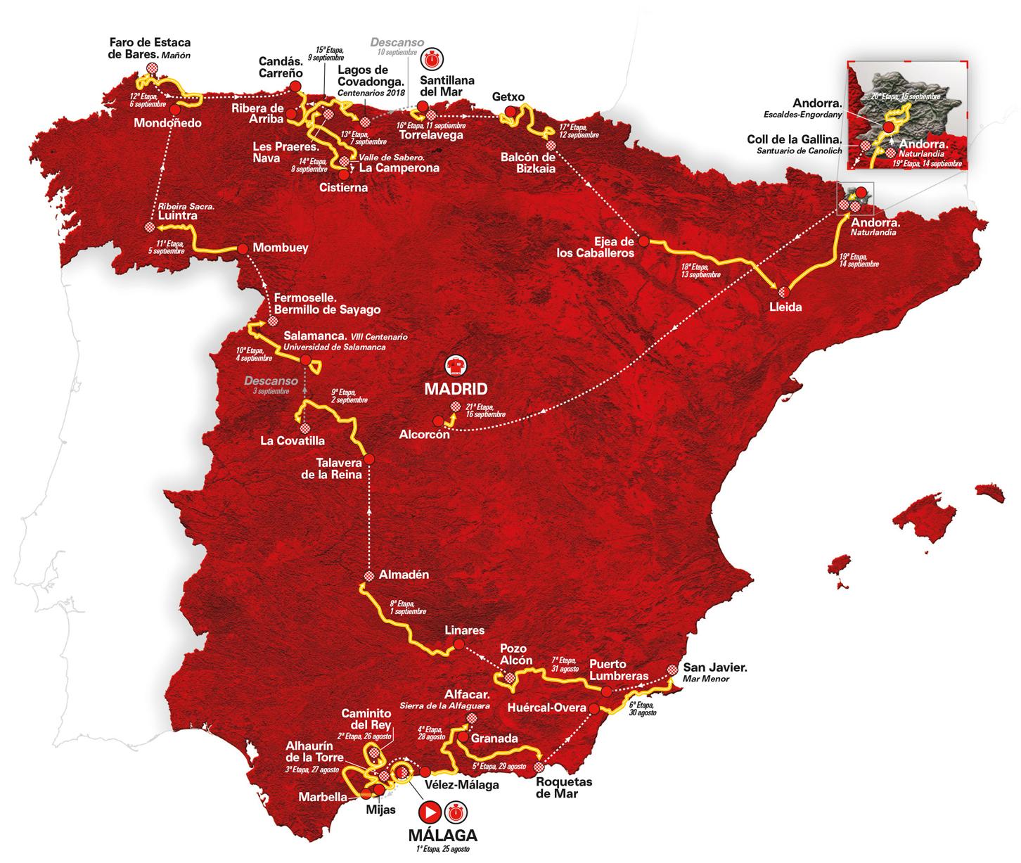 Vuelta a España 2018 | C-Cycling